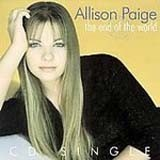 Buy Allison Paige Lyrics CD