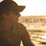 Buy Greg Bates EP CD