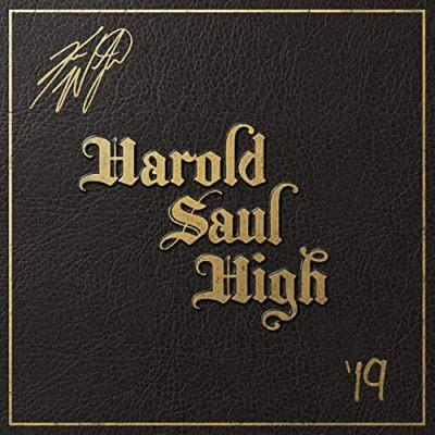 Buy Harold Saul High CD
