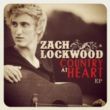 Buy Country At Heart EP CD