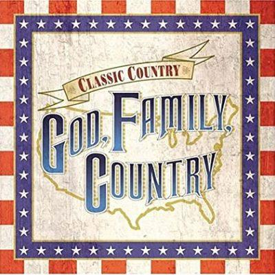 Buy God, Family, Country CD