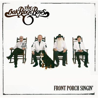 Buy Front Porch Singin CD