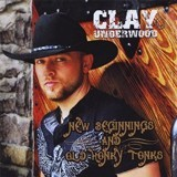 Buy New Beginnings and Old Honky Tonks CD