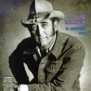 Buy Don Williams - 20 Greatest Hits CD