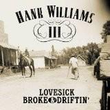 Buy Lovesick, Broke and Driftin' CD